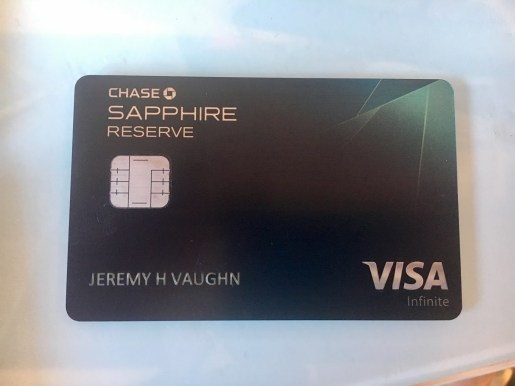Are you the premium Chase card of my dreamz?