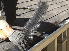 Why you should get your gutters cleaned