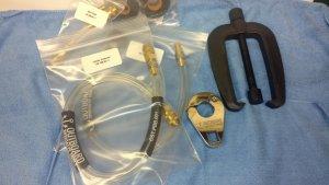 hydraulic steering rebuilt kit