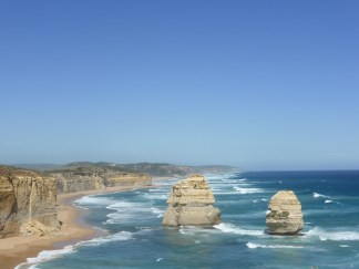 Two of the Twelve Apostles