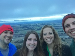 Mount Iron summit selfie!
