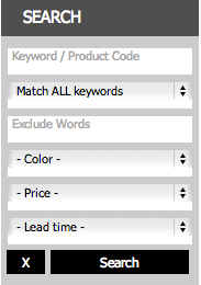 Promotional Products Search Box - buy, OutBranding.com
