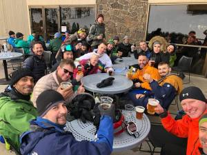 LGBTQ Ski Weekend Mt Bachelor Group