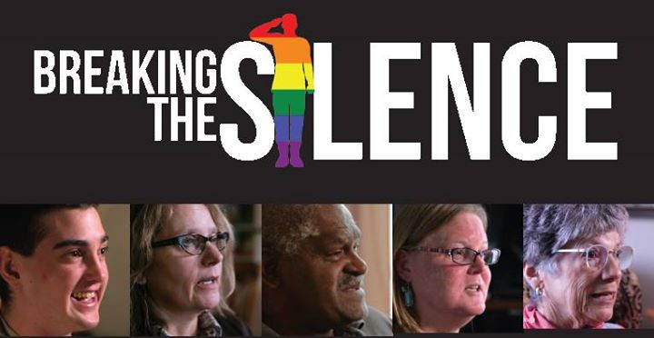 Breaking the Silence movie poster Bend Screening Special Guest Kristin Beck