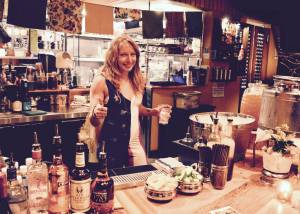 Hey Honey Bartender Spork Bend Oregon