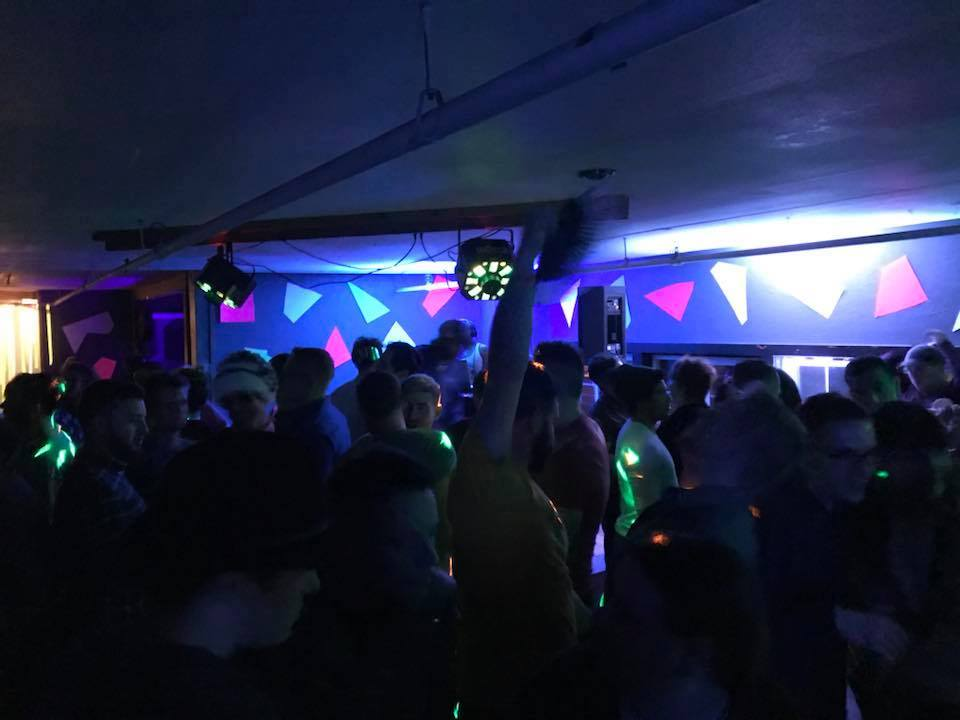 Hey Honey LGBTQ Ski Weekend Dance Floor 4