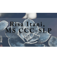 Risa Itani - Speech-Language Pathologist