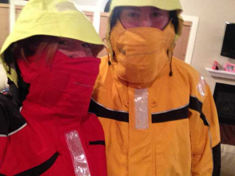 Gill Foul Weather Gear Review