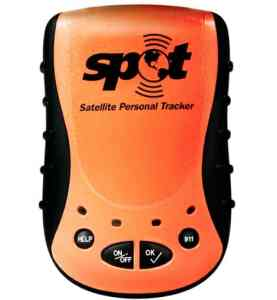 SPOT Tracker
