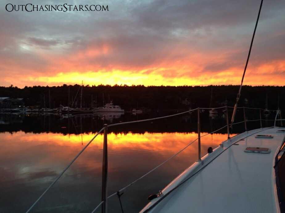 Robinhood Sunset