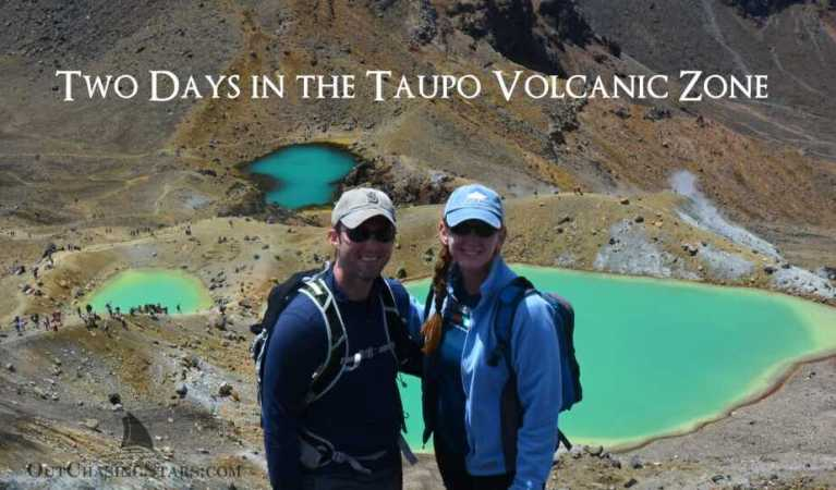 Taupo Volcanic Zone & Hiking Tongariro