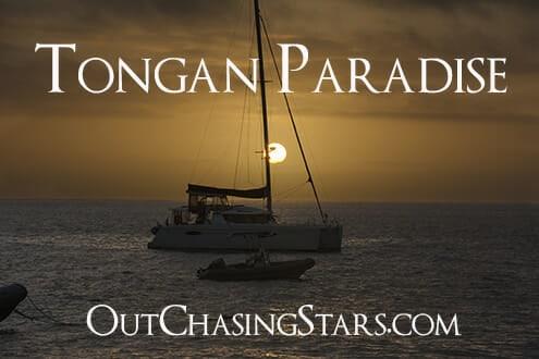 Cruising the Ha'apai Group of Tonga