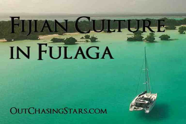 Cultural Immersion in Fulaga, Fiji