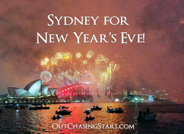 The Perfect Spots for New Year's Eve in Sydney