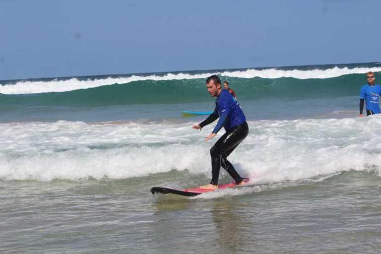 We Went Surfing at Bondi Beach!