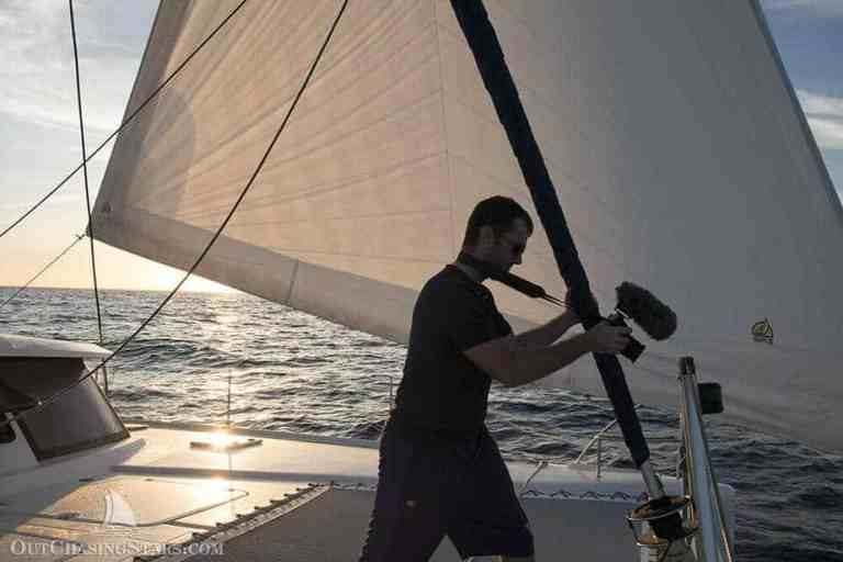 Gear & Cameras for Sailing Videos & Photos