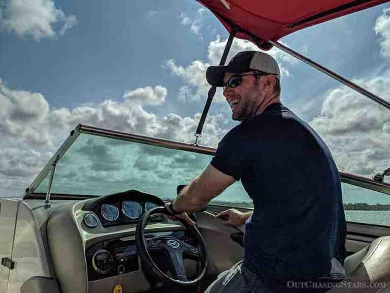 Cruising the Northern Gold Coast