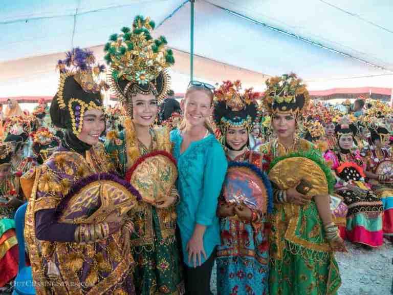 Festival Pesona Indonesia Budaya Tua Buton