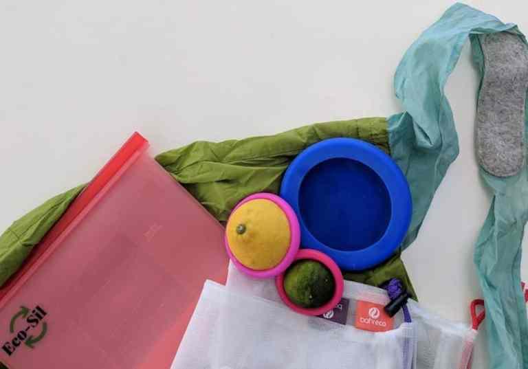 Reducing Disposable Plastics