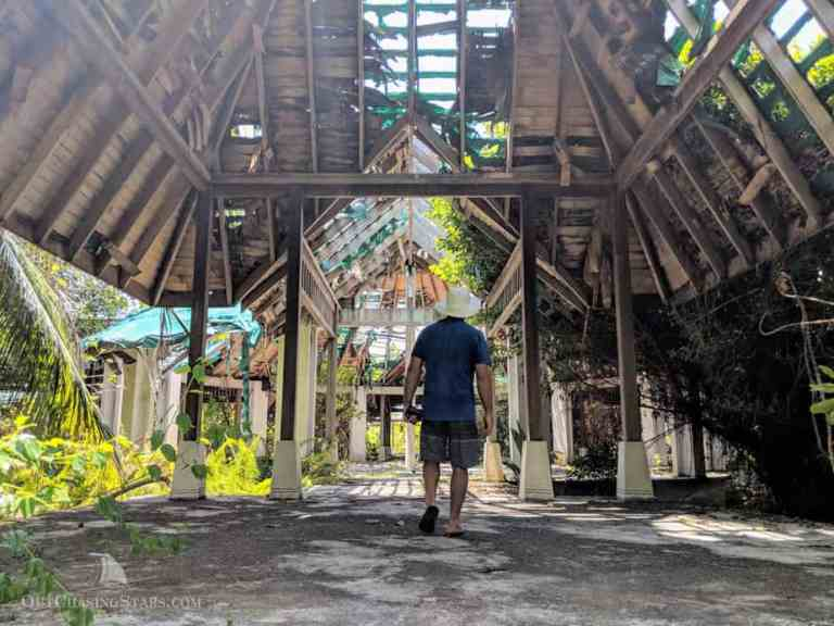 Exploring the Abandoned Zitahli Resorts on Dholhiyadhoo