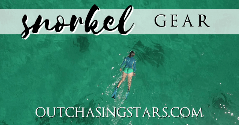 Snorkeling Off Your Cruising Boat