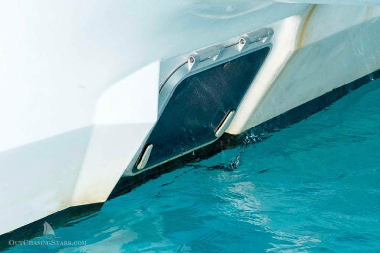 Goiot Escape Hatch Failures on Cruising Catamarans