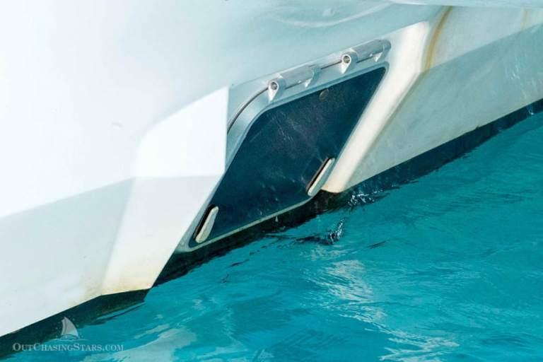 Goiot Escape Hatch Failures on Cruising Catamarans