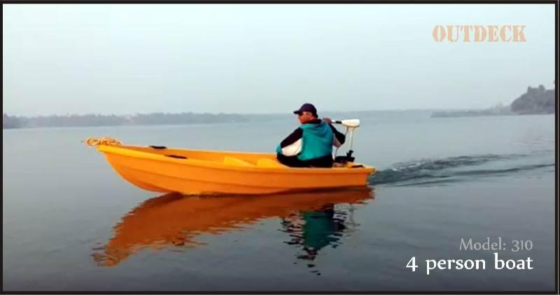 PVC Plastic Boats for sale