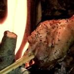 長野の渓で釣りキャンプ。【焚き火・フライフィッシング】