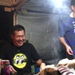 スノボ友達と9月のキャンプ!