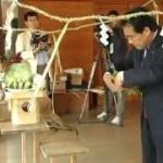 平成24年坊中野営場でキャンプ開き