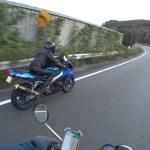 【モトブログ.05】18'12真冬の神奈川~静岡ツーリング