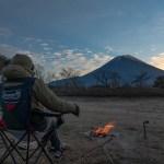 絶景を求めて冬キャンプ!・朝霧ジャンボリーで富士山と満点の星空に囲まれて