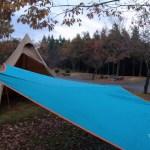 【のんびり完ソロ】輪島キャンプ【石川県健康の森キャンプ場】
