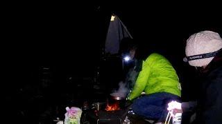 焚き火とキャンプとTANAKAさん編
