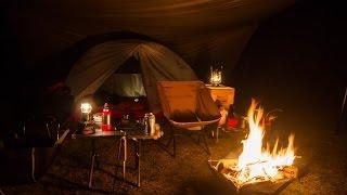 久しぶりの1人キャンプでおまわりさんがやってきた Solo camp after a long time