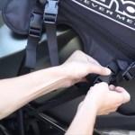 ml-200023 バイク用 強力マグネット 大容量 タンクバッグ ツーリング 防水 耐久性 レインカバー付き リュック ヘルメットバッグ 送料無料