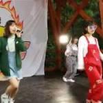 エレクトリックリボン「セーラーガール」 サワソニ38キャンプ 野外ライブ 2019.5.4