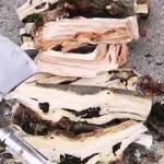 ソロキャンプ 薪を割るのに便利な道具