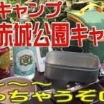 2019/06/25~26 ソロキャンプ 11回目 赤城公園キャプ場VOL 3 メ~ 食っちゃうぞ(笑)