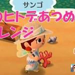 【ポケ森】海のヒトデあつめチャレンジ!【どうぶつの森ポケットキャンプ】#390 無課金