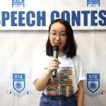【ジュニアキャンプ】セブCIA 31th スピーチ~AIRI~