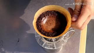 にわキャン コーヒーとホットサンド