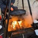キャンプ鍋