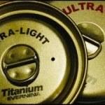 キャンプ道具 エバニューの赤が気になる方へ Evernew Titanium Mug Pot