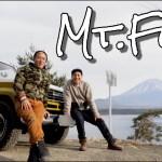 じゅんいちと富士山とソロキャンプ