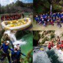 Canyoning And Rafting