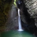 Kozjak Waterfall visit on Adventure day trip with Outdoor Slovenia