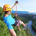 Canyoning Zipline Bled Slovenia