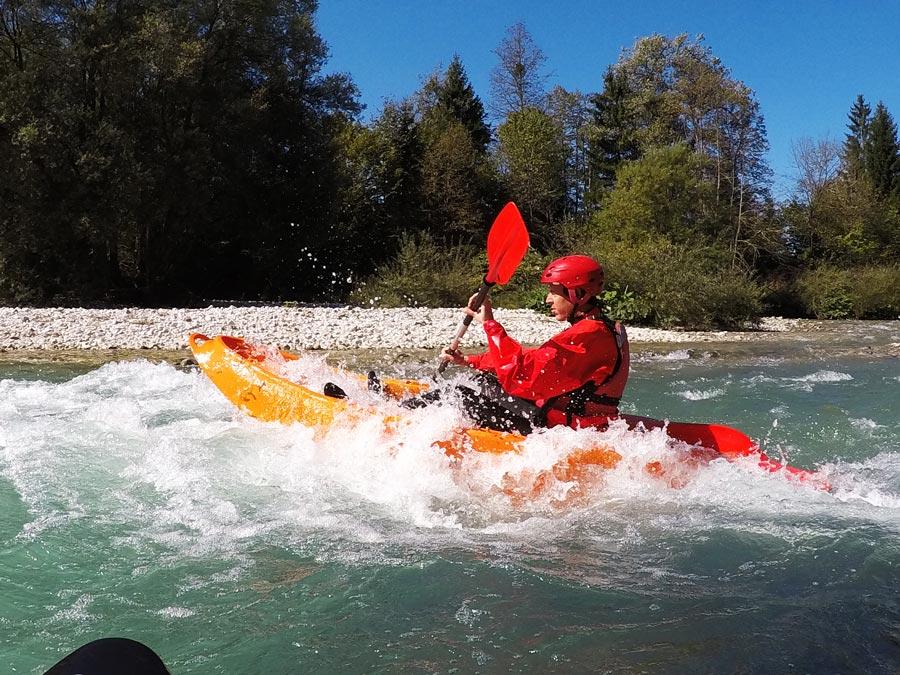 Sit on top Kayak Bled Water Activities